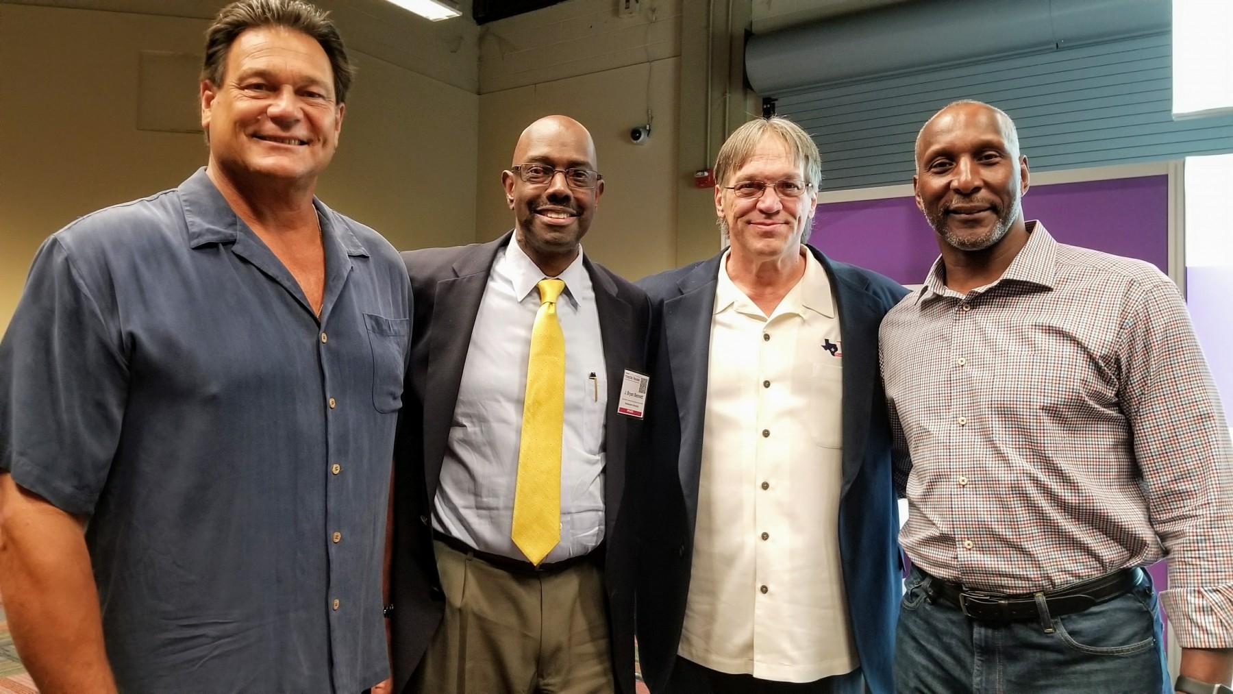 Da Bears - Dan Hampton, Steve McMichael & Otis Wilson
